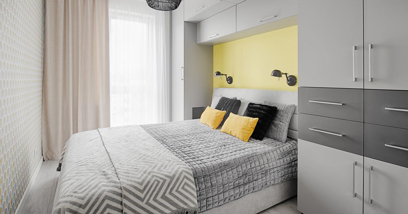 Mała Sypialnia Czyli Jak Mądrze Stworzyć Przytulne Wnętrze