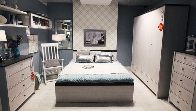 Meble Do Sypialni Komfort I Wygoda Galeria Wnętrz Womag