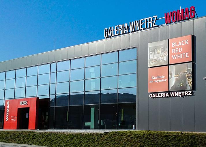 523470a8607d33 Salon meblowy Zielona Góra - Womag